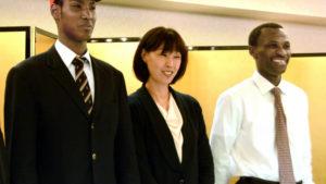 アドゥワ誠の誠グローブ!父の職業,母,兄弟も調査!日本語しか話せないって本当?