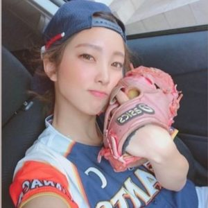 button-only@2x 笹川萌(野球女子)とは?水着姿や彼氏,結婚,カップ,球速など調査!!