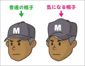 button-only@2x 高校野球の帽子型付け方!!意味は?つばが浅いとダサい?