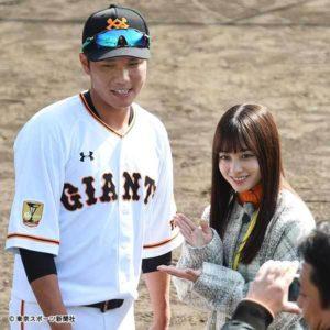button-only@2x 橋本環奈が巨人ファンで好きな選手は高橋由伸で始球式決定!ソフトバンクボークスファンではないの??